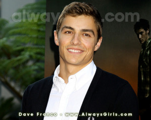 Dave Franco Wallpaper - Right click your mouse and choose