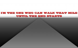 One And Only - Adele Song Lyric Quote in Text Image