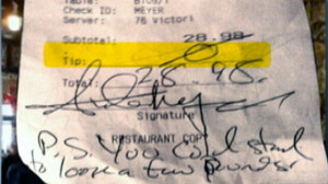 Waiter's Revenge: 7 Ways Waiters Get Back at Nasty Customers