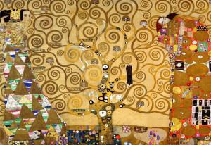 GUSTAV KLIMT Der Lebensbaum