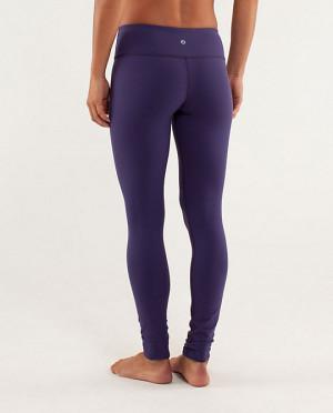 Purple Yoga Pants