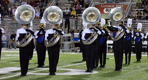 Life Lessons Gleaned from Marching Band