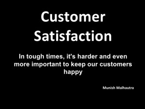 Customer Satisfaction Quotes Customer satisfaction