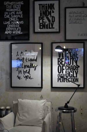 Decor Apartments Wall, Quotes Wall, Apartments Wall Decor, Wall Decor ...