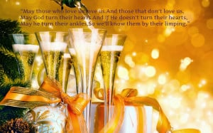 Happy New Year Blessings Quotes