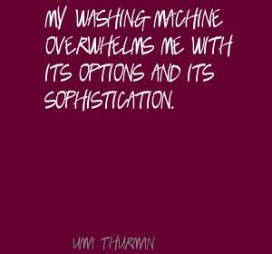 Washing Machine Quotes