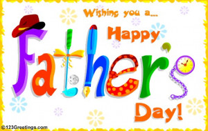 Happy Father's Day Quotes Sayings From Son Daughter, Wife