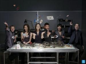 ... Eric Millegan. The third season of BONES premieres Tuesday, Sept. 25