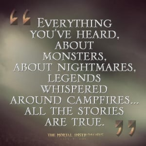 The Mortal Instruments Quotes in Pictures