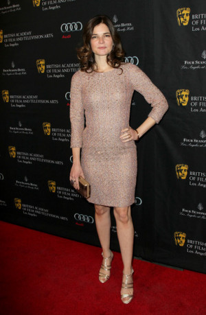 Betsy Brandt Arrives The...