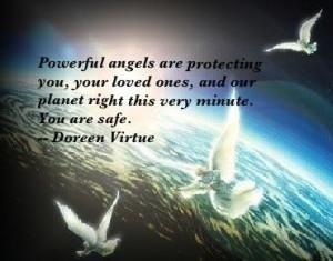 protecting angel