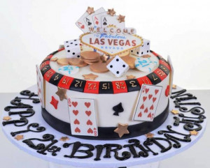 All Las Vegas Cakes Birthday