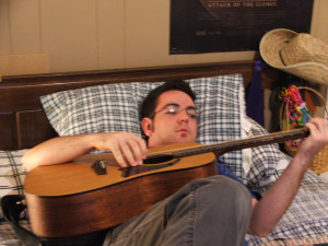 Guitar Practice 300x224 Guitar Quote of the Week: Steve Vai