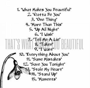 ... one direction song quotes midnight memories one direction song quotes