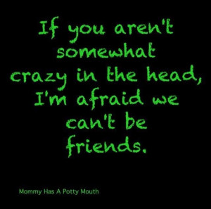 Crazy People Quotes Crazy people this frankly is
