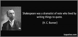 More H. C. Bunner Quotes