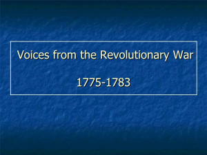 Famous Revolutionary War Quotes Revolutionary war famous
