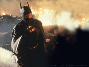 DARK KNIGHT LEGEND: Batman [1989]