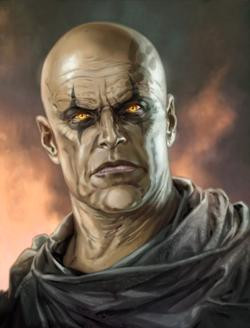 Star of the Darth Bane trilogy of novels. He destroyed the obsolete ...