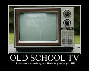 old tv set old television set jpg