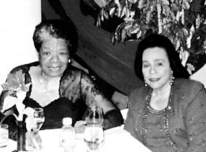 Thread: Black History Month - Celebrates Maya Angelou - February 2012