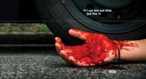 NHTSA: Texting and Driving Awareness Campaign