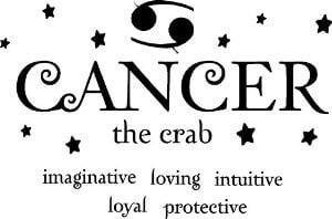 zodiac cancer quotes and sayings