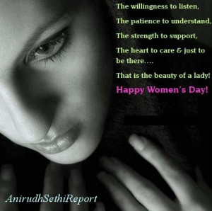 happy women's day quotes and saying