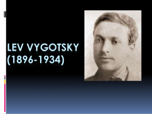 Quotes by Lev Vygotsky