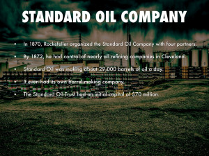 a overview of john drockefeller and standard oil Francois micheloud's homepage   en francais s'il vous plaît strategies of john d rockefeller and the standard oil company 1863-1911 table of contents (scroll down please).