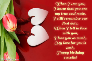 Back > Quotes For > Birthday Quotes For Wife Love