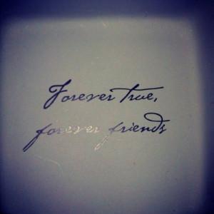 Tattoo: Best friend quote tattoo idea_12