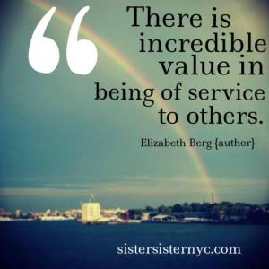 ... Start Volunteering ~ http://sistersisternyc.com/2013/10/28/volunteer