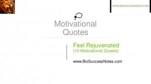 10 Super Motivational Quotes For Entrepreneurs