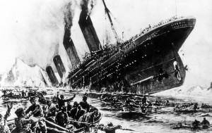 """RMS """"Titanics"""" sak var vår"""