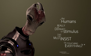 ... Wallpaper 2560x1600 Quotes, Mass, Effect, Typography, Mass, Effect, 3