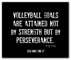 nike volleyball sayings