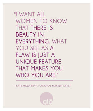 Quotes We Love: Kate McCarthy