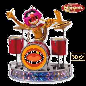 for even more Muppet stuff trickling into stores from The Muppets ...