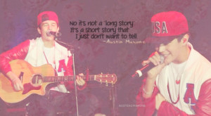 austin mahone, cute, great, quotes, story, tell, text, trust, truth