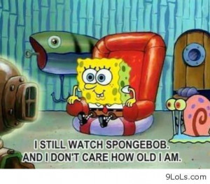still watch Spongebob - Funny Pictures, Funny Quotes, Funny Videos ...