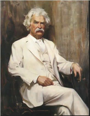 22 Witty Mark Twain Quotes -