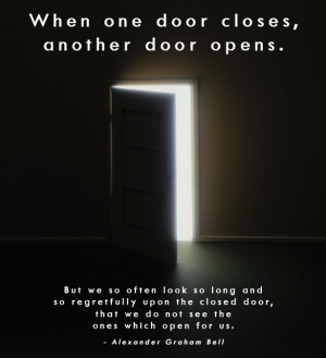 cached quotes when one cachedinspirational quote when one door closes