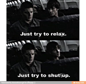 sam and dean winchester supernatural ifunny
