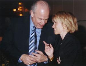 Fred Thompson & Laura Ingraham