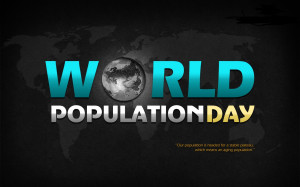 ... Population Day Theme, SMS, Quotes, Slogans, Greetings & Wallpapers