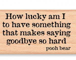Goodbye Friend Quotes And Sayings Saying goodbye so hard.