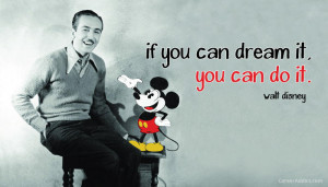 We all know who Walt Disney is. In case you don't, Disney is basically ...