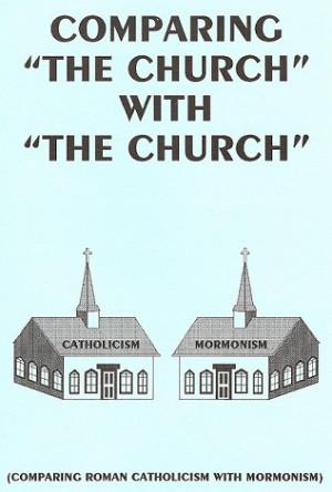 ... The Book of Mormon (pdf) Compare Mormonism-Catholicism (pdf) html