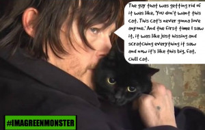 Quotes That Tell Us Norman Reedus From The Walking Dead is a Cat ...